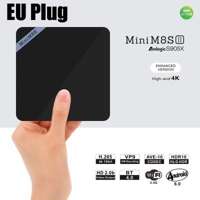 Kolejny TV- BOX Mini M8S II 2/8GB