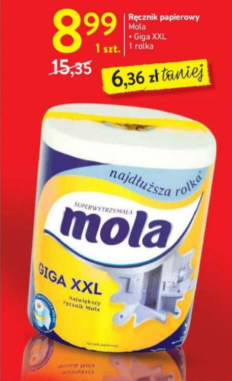 Ręcznik papierowy Mola Giga XXL Intermarche