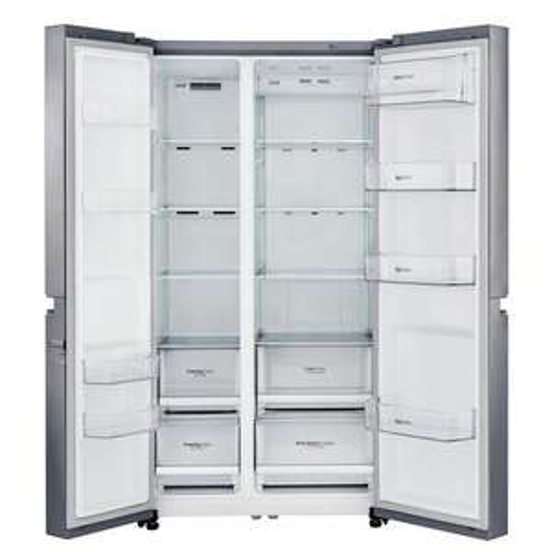 Chłodziarko - zamrażarka LG GSB760PZXZ, Side by Side, A++, 626L, cena z kosztem dostawy