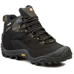 Buty Merrell Chameleon Thermo 6 Wp Syn J87695 Black/Charcoal