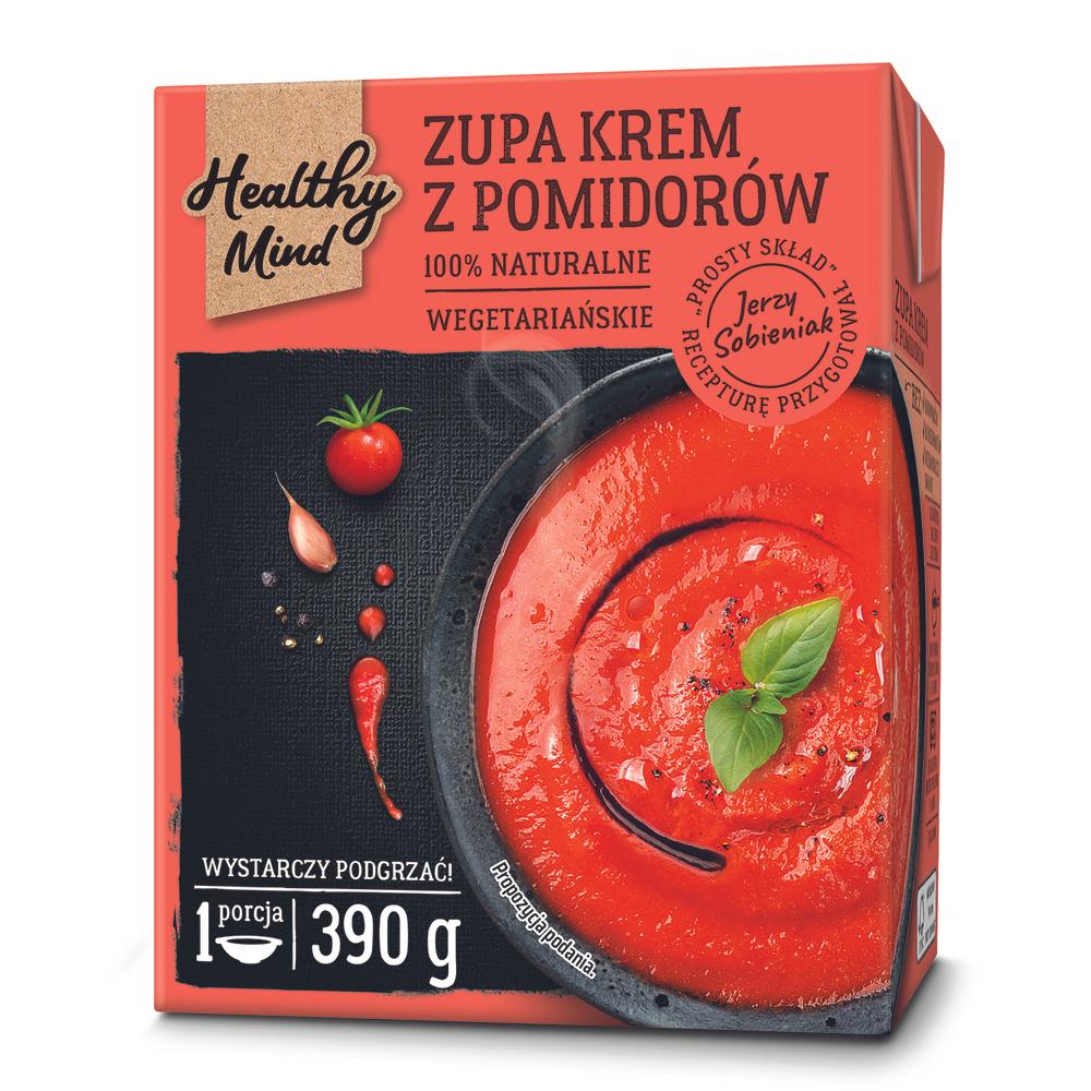 Zupa krem 390 g różne rodzaje - Tesco Hiper