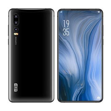 "Smartfon Elephone U2 (4/64GB, 6,26"", Android 9.0, bateria 3250mAh, Helio P70) @ Banggood"