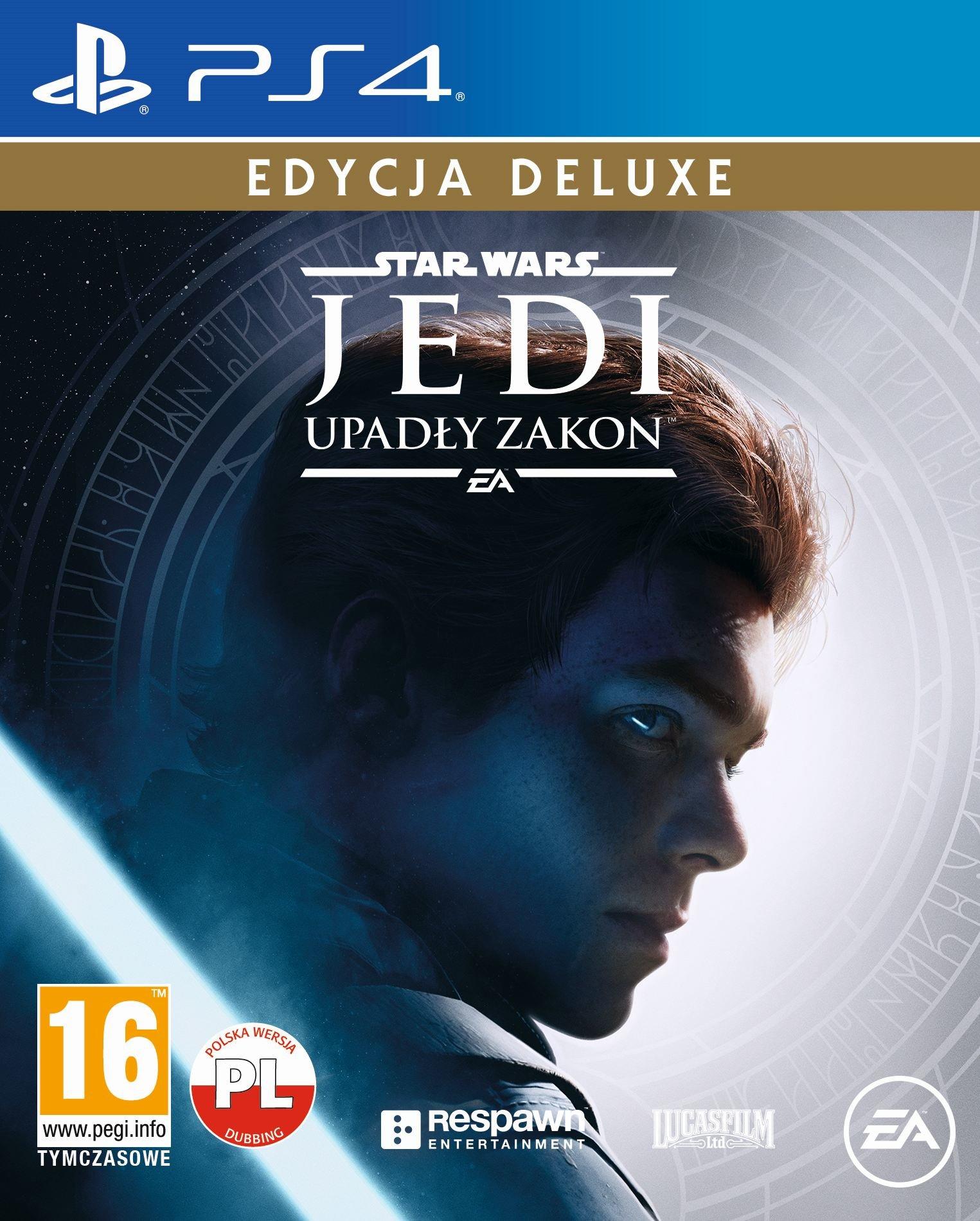 Star Wars Jedi: Upadły Zakon - Edycja Specjalna PS4