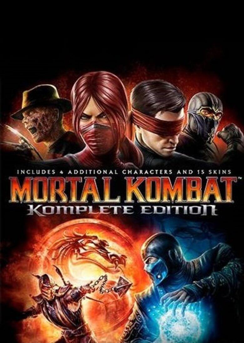 Mortal Kombat (Komplete Edition) Steam Key GLOBAL