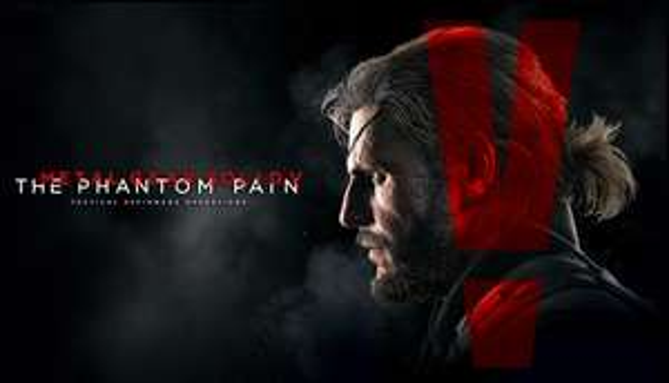 Metal Gear Solid - the Phantom Pain za 13,4