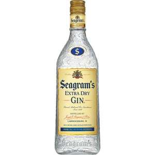 Gin seagram's 70zł przy zakupie 2ch w Biedronka