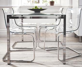 15% na kartę rabatową za zakup krzeseł i foteli @Ikea