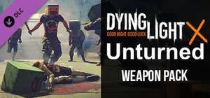 Dying Light - Unturned Weapon Pack za darmo na Steam, PS4, XBOX
