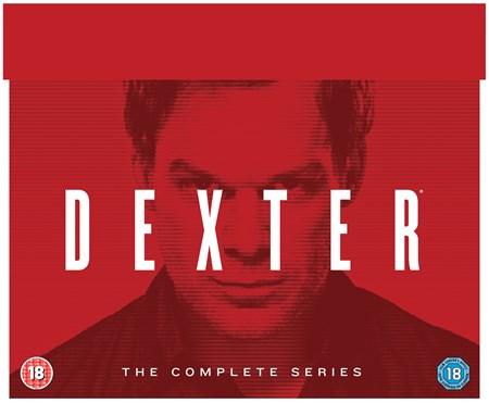 Dexter - kompletna seria (8 sezonów, DVD) za ok. 110zł
