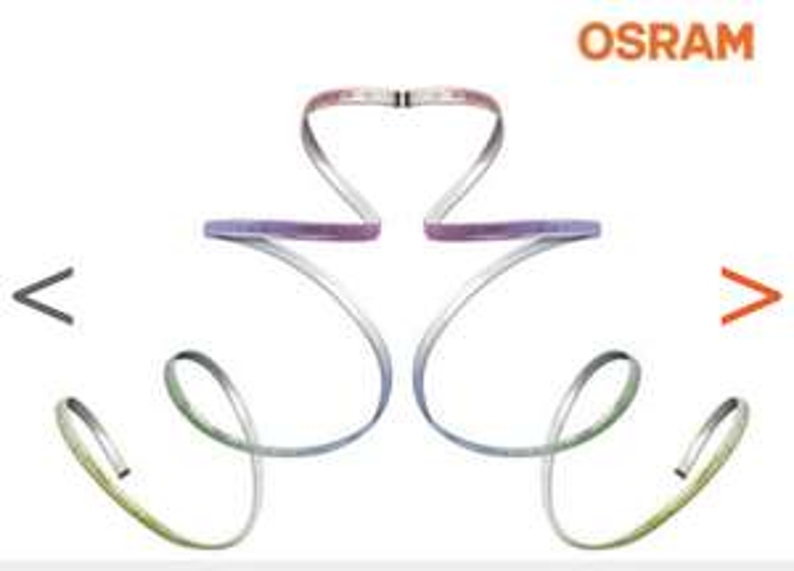 2x taśma LED Osram Smart+ Flex (HomeKit)