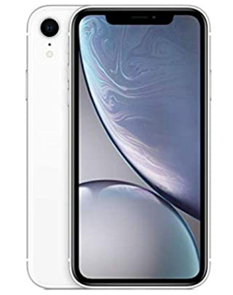 Apple iPhone XR (128 GB) - biały