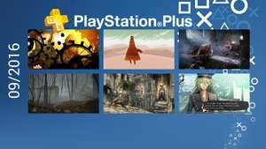 PlayStation Plus - Wrzesień 2016