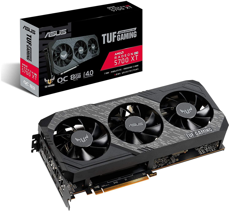 Asus Radeon TUF RX 5700XT 8GB TUF 3-RX5700XT-O8G-GAMING - karta graficzna