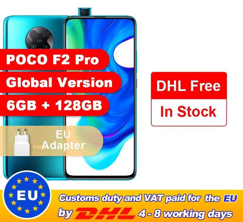 "Smartfon POCOPHONE F2 Pro (6,67"" AMOLED, 6/128GB, Snapdragon 865) + wysyłka BEZ VAT! @ DHgate"