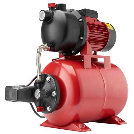Jula - promocja na pompe hydroforową MEEC 83,3 l/min 1300 W