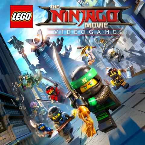 LEGO ninjago PS4. PL STORE!