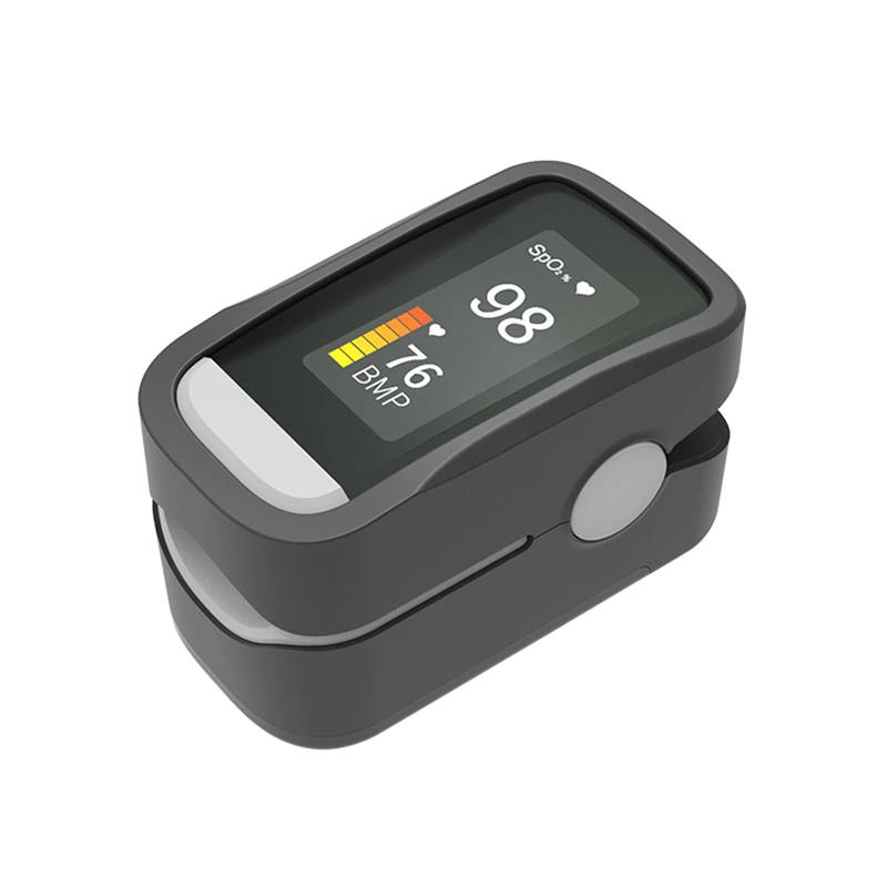 Monitor tętna na palec (pulsoksymetr) za $15.20