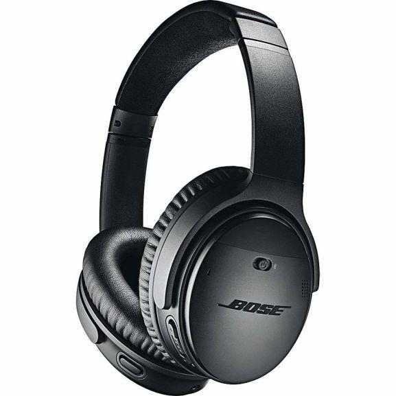 Bezprzewodowe słuchawki nauszne Bose QuietComfort 35 mk II (redukcja szumów, BT, NFC, mikrofon) @ Euro