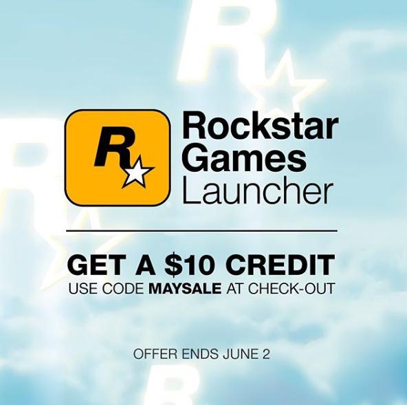 Rockstar games kod promocyjny