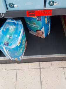 Pampers 3 active baby 152szt LIDL
