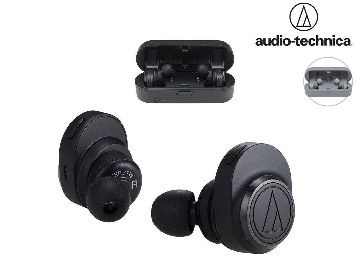 Słuchawki douszne Audio-Technica ATH-CKR7TW