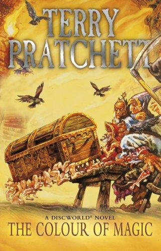 Terry Pratchett - The Colour of Magic (j. angielski) Kindle
