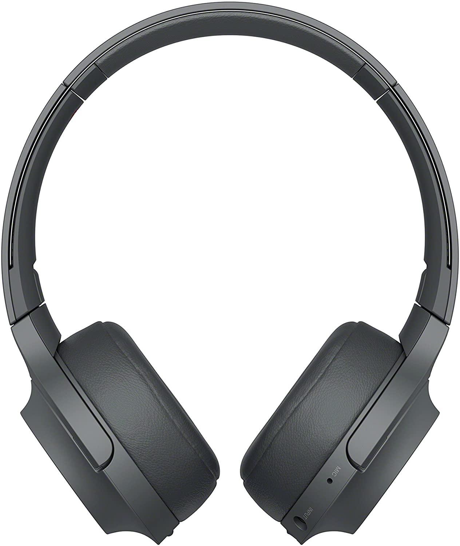Słuchawki Bluetooth Sony WH-H800 czarne amazon.es
