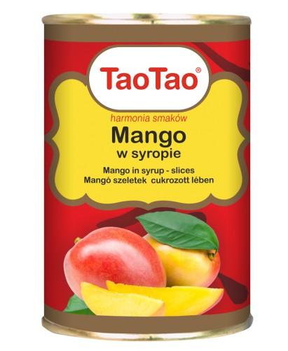 Mango w syropie TaoTao 425g