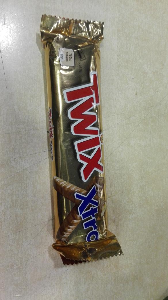 #Empik Twix Xtra 75g