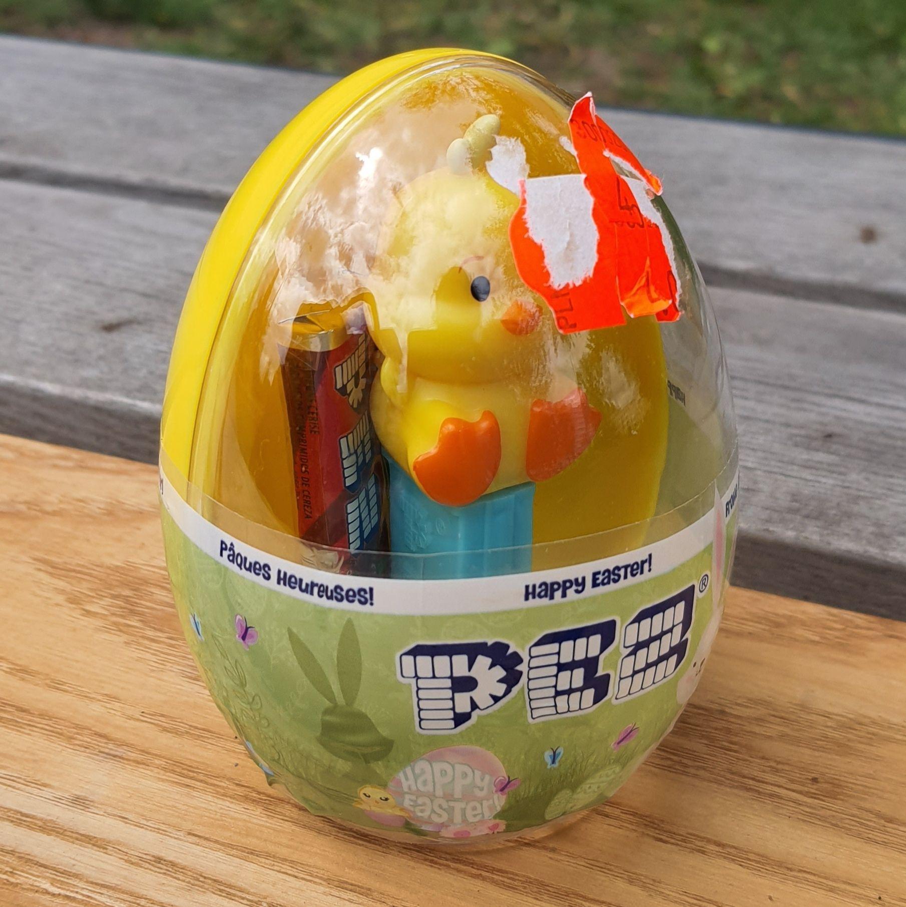 kik PEZ Wielkanocne