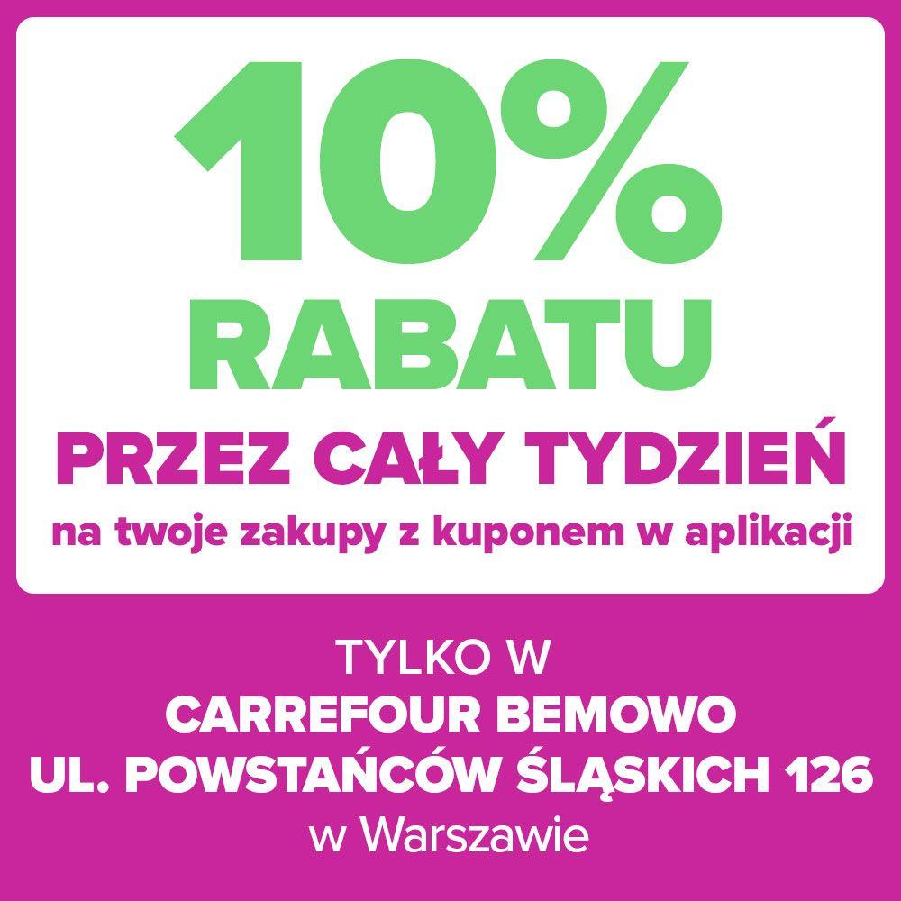 -20 %Klientów Carrefour Bemowo