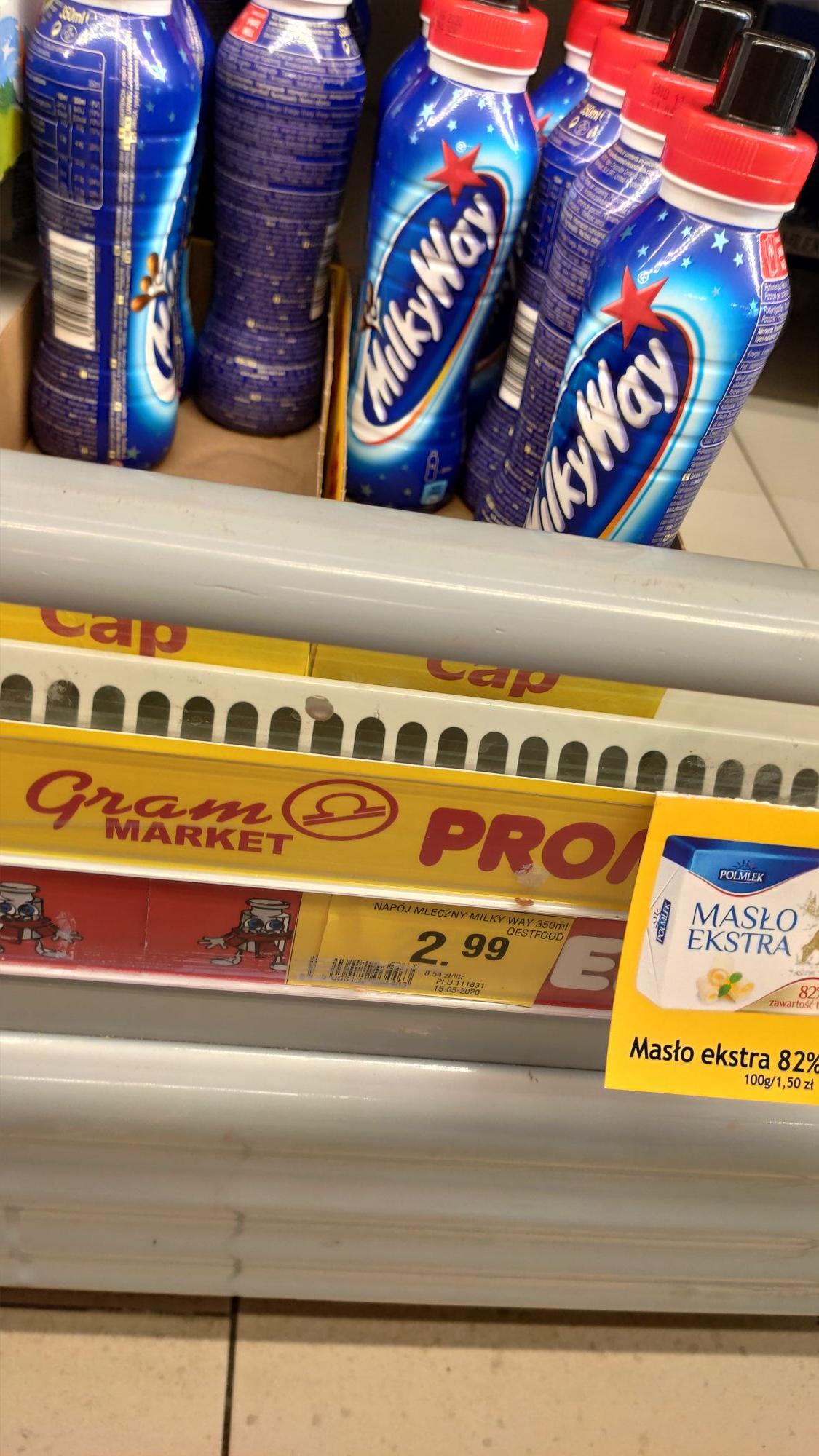 Milky Way napój mleczny Gram Market