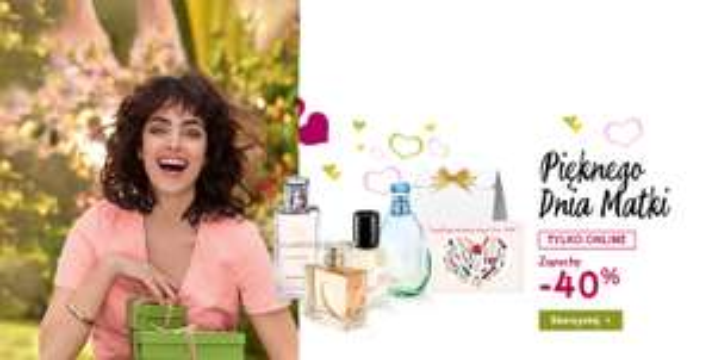 Promocja na kosmetyki Yves Rocher France
