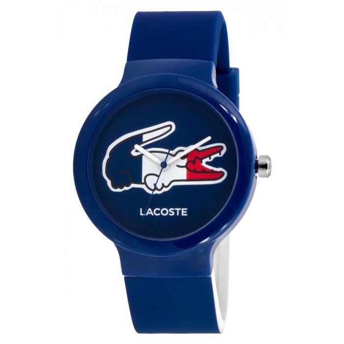 Zegarek damski Lacoste niebieski