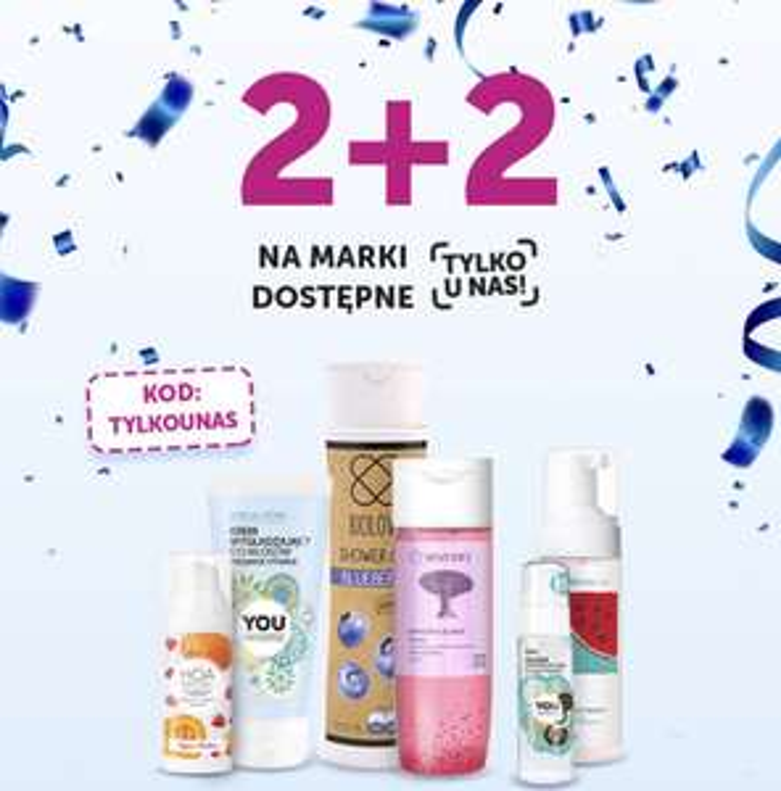 2+2 na marki dostępne tylko w KONTIGO