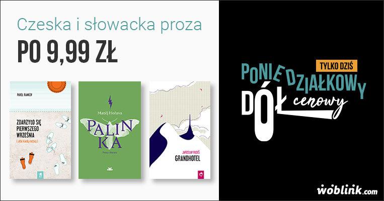 3 ebooki od Książkowych Klimatów po 9,99 zł