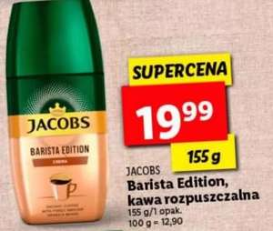 Jacobs Barista Edition lidl