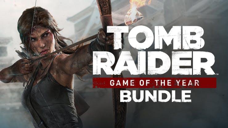 [Fanatical][Steam] Tomb Raider GOTY