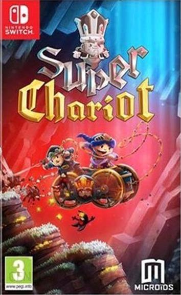 Super Chariot Nintendo Switch Wersja językowa JPN