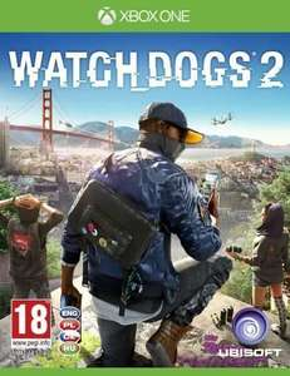 Watch Dogs 2 (Xbox One) VPN