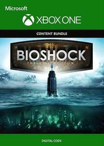 BioShock: The Collection - Xbox One (wymagany gold) PL store