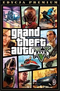 Edycja Premium Grand Theft Auto V (XBOX One)