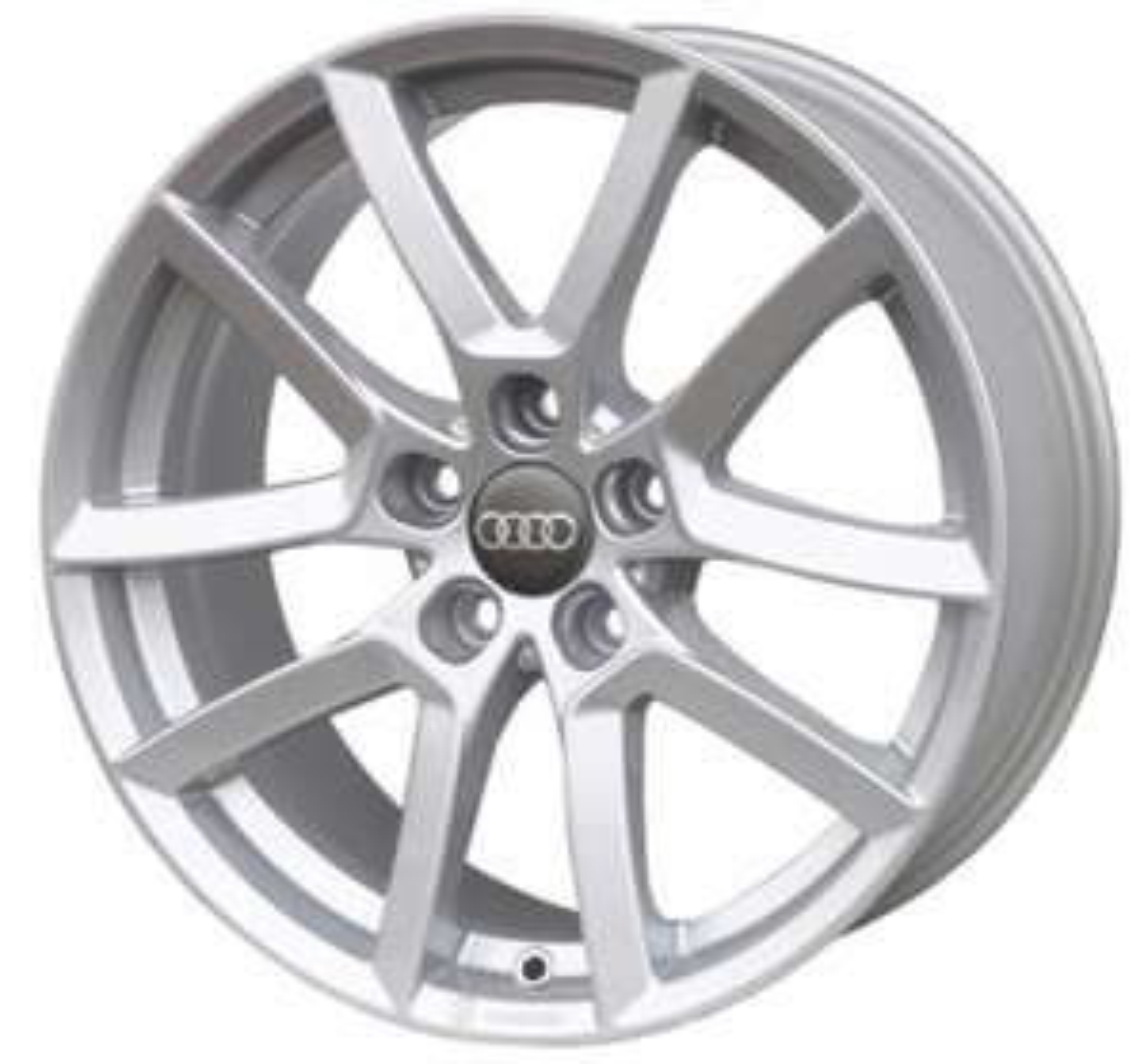 Felgi Aluminiowe 17 5x112 AUDI A4 A5 A6 Q5 VW TIGUAN PASSAT