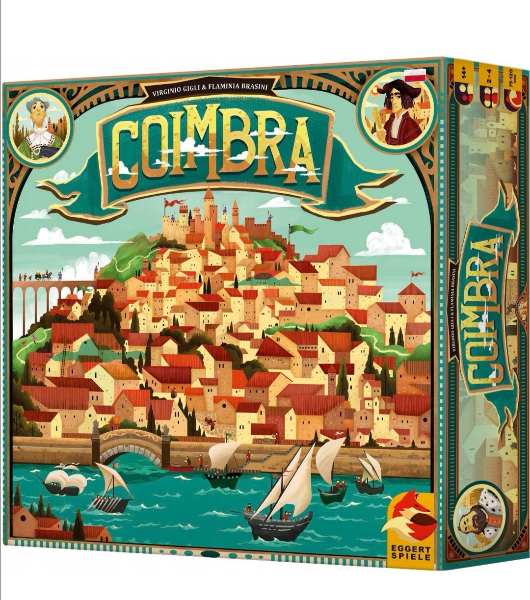 Gra planszowa Coimbra