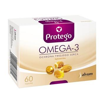 Protego Omega-3, kapsułki, 60 szt.