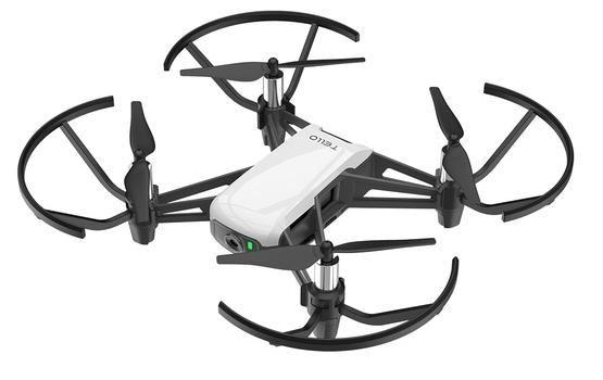 Dron Tello z kamerką i do akrobacji