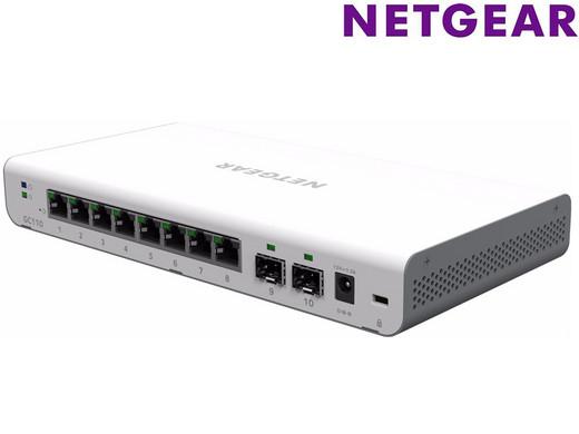 Switch Netgear GC110 zarządzalny