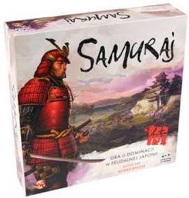 Samuraj - gra planszowa za 61,90 zł (z newsletterem)