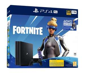 Konsola PS4 PRO (+ Fortnite DLC) Playstation 4