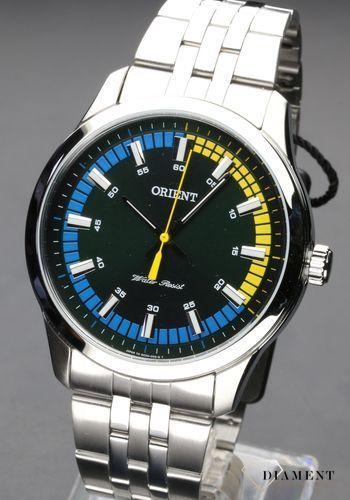 Zegarek męski Orient Quartz Sport SQC0U005F0